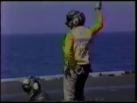 USS Saratoga (3) - 1991