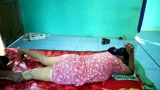 Pijat urut ibu ibu sakit pinggang part 1
