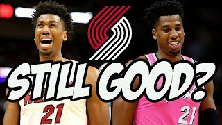 Can Hassan Whiteside Repair His Image With The Trailblazers?