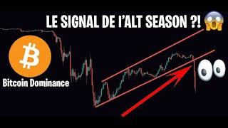 COMMENT RECONNAÎTRE LE SIGNAL DE L'ALT SEASON ?! - Analyse Crypto Bitcoin Altcoin - 03 Janvier 2020
