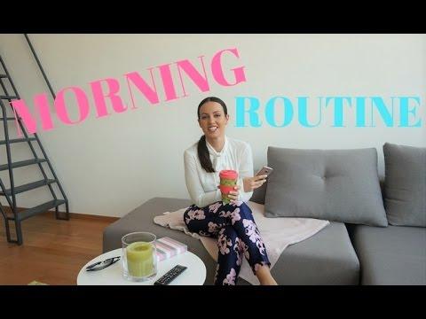 MORNING ROUTINE | LEPA AFNA