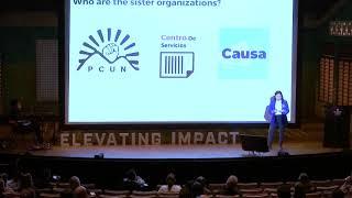 Reyna Lopez - Portland State University Elevating Impact Summit