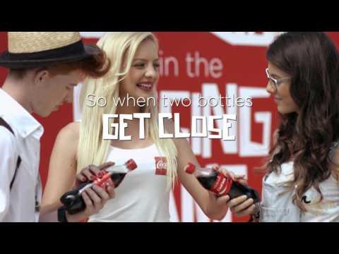 Coke - KISSING BOTTLES case study
