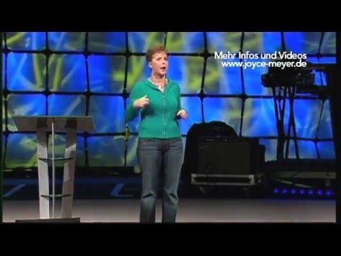 Eine vertrauensvolle geduldige Haltung entwickeln (1) – Joyce Meyer – Mit Jesus den Alltag meistern