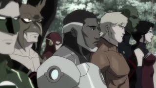 All DC Animated Universe Movie Trailers | (2013-2019) DCAU |