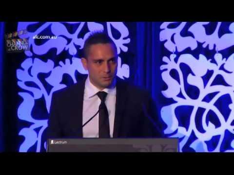 Andrew McLeod: SA Football Hall of Fame