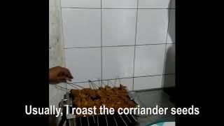 Java Snack: Sate Jamur