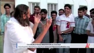 Inner Peace to World Peace - Sri Sri Ravi Shankar