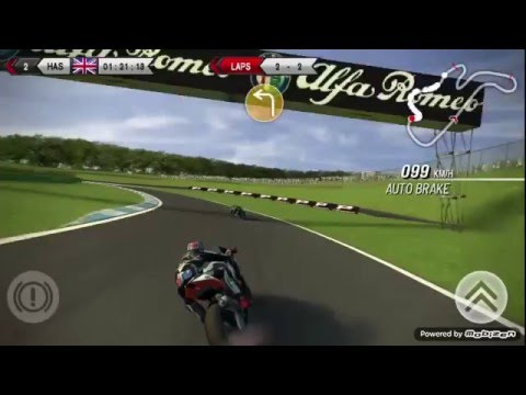 Overview SBK 2015 Android Game