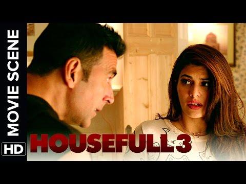 Jac Lean On Me | Housefull 3 | Movie Scene