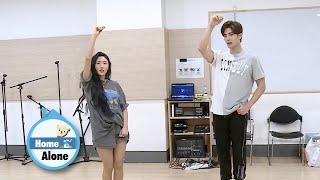 Download lagu Sung Hoon's Subway Handle Dance 😂 [Home Alone Ep 313]