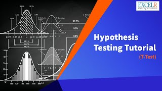 Hypothesis Testing Tutorials: T-Test Hypothesis Testing | R Programming Tutorials - ExcelR