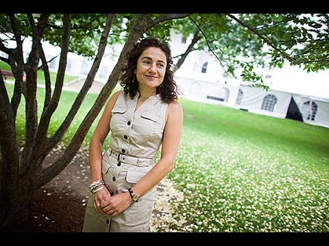 Jessica Meir of NASA, Longing to Land on Mars