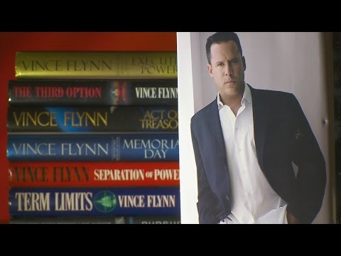 Meet The Author Who Finished Vince Flynn's New Novel