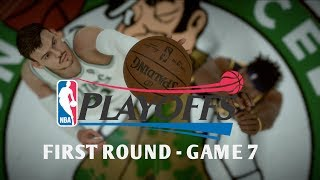Indiana Pacers - Boston Celtics | 2017 NBA Eastern Conference First Round - GAME 7
