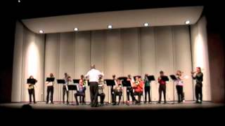 Two Moods (2011) for Four-part Trombone Ensemble by Jared Beu (Premiere)