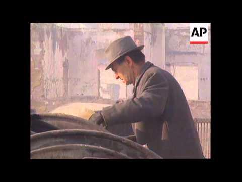 BOSNIA: SARAJEVO: THIRD WINTER OF BALKANS WAR