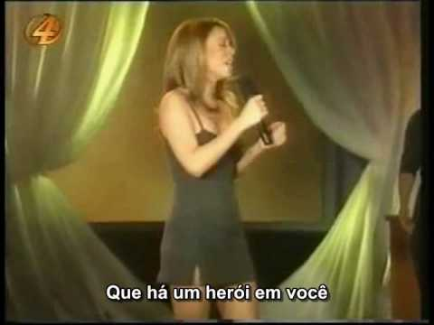 Mariah Carey - Hero - Legendado