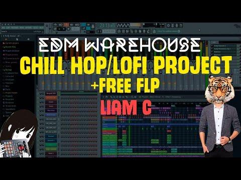 FL Studio Lofi\Chill Hop Project + Free FLP