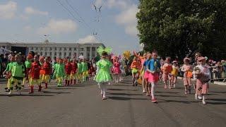 1 мая 2015 Крым, Симферополь - Первомайская демонстрация, шествие(Первомай – это международный праздник, который отмечают в более чем 100 странах. 1 мая, 2015 года в Симферополе..., 2015-05-01T17:33:08.000Z)