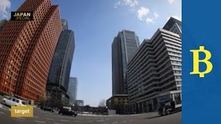 Tokyo: The business district that never sleeps