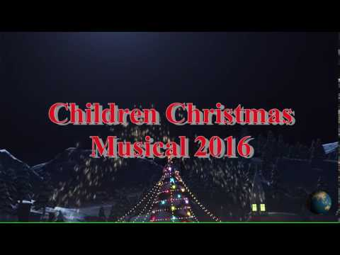 """""""Wrapping All The Way"""" All People's Church - Children's Christmas Musical 2016 4K Ultra HD 2160p"""