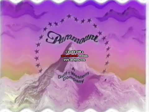 Paramount Television Logo 1988 Effects Sponsored by Preview 2 Effects