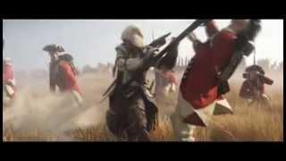 Полностью переделанный трейлер с музыкой Assassin`s Creed III v 2.0 (Beta)