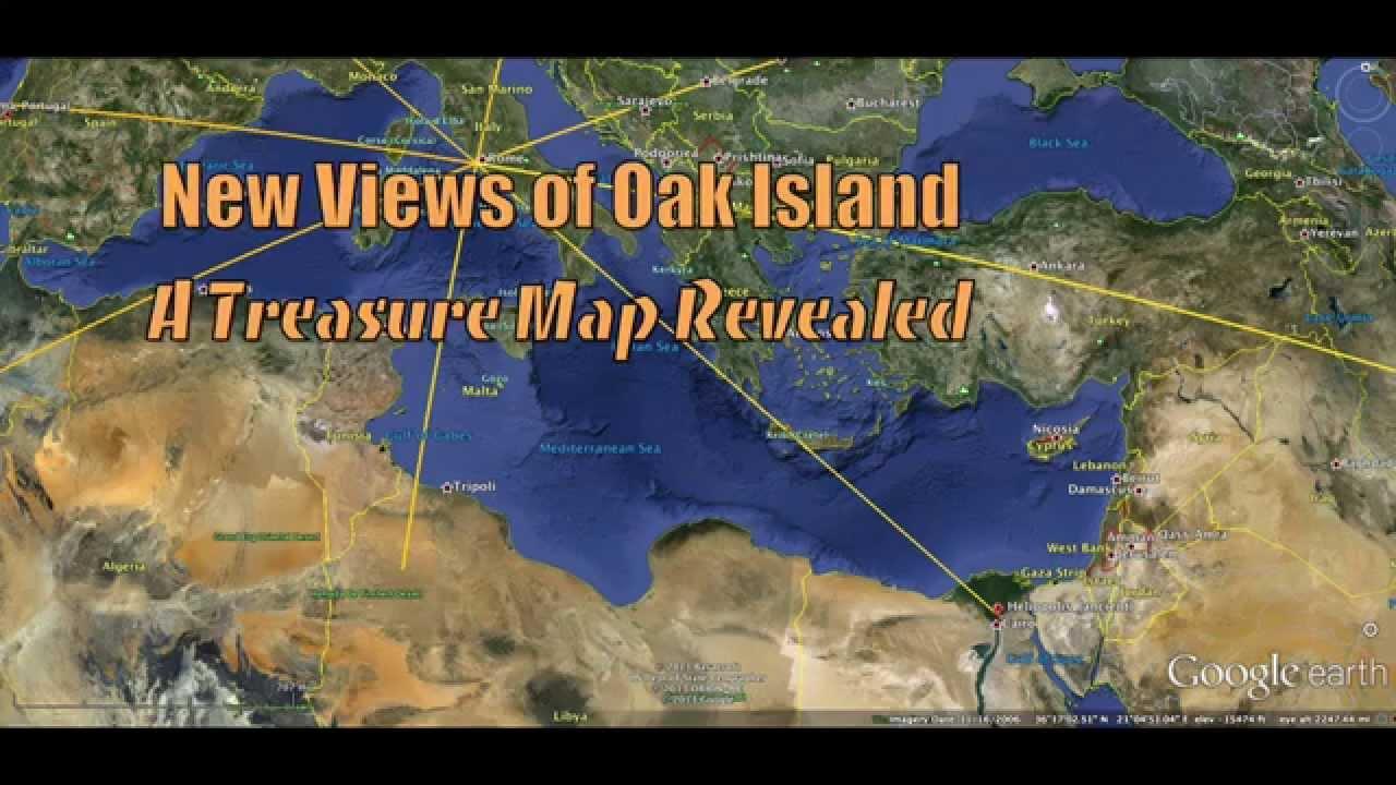 Oderin Island Treasure