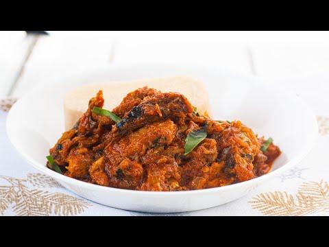 Basil Mackerel Fish Sauce   Nigerian Fish Sauce Recipe #fishsauce