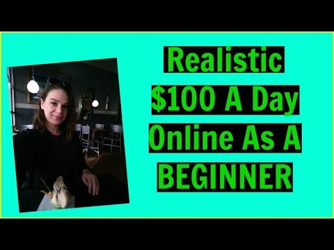 How To Make Money Online For Beginners - Email Processing System 2018 - Get To $100 A Day Online