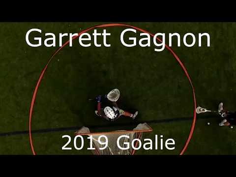 Garrett Gagnon - 2019 Goalie - Summer 2017 Highlights
