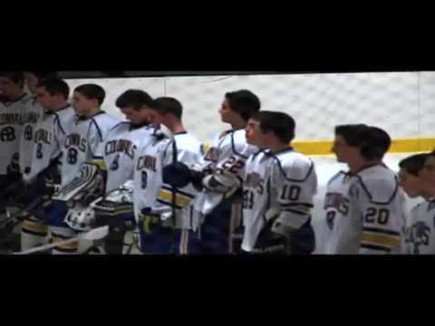 Acton Boxborough Varsity Boys Hockey vs Natick 1/20/14