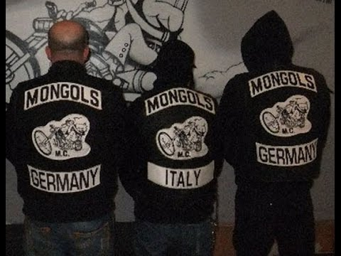 Mongols MC - Hardest Outlaw Motorcycle Club on Earth - Documentary 2017