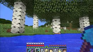 ASMR: Playing Minecraft part 13 (whispering/gum)