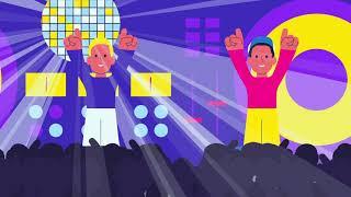 Samir & Viktor - Vad sa du att du hette (Official Lyric Video)