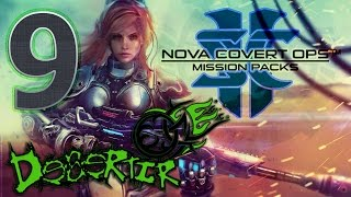 Starcraft 2 - Нова: Незримая Война   Эндшпиль   Часть 9 Финал (Эксперт) (Нова: Секретная Операция)