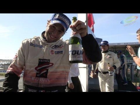 Ulric Amado vence corrida com a equipa Mclaren/Art Grand Prix