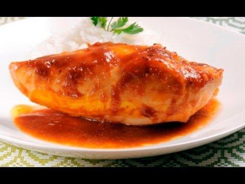 pollo al tamarindo receta