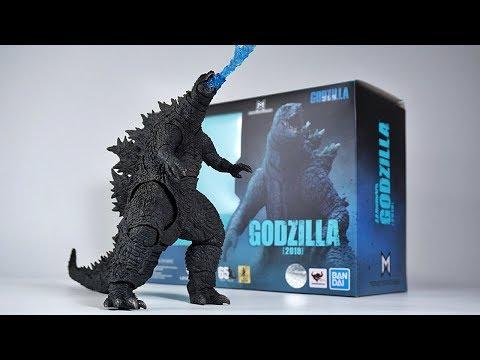 S.H.MonsterArts Godzilla (2019) \