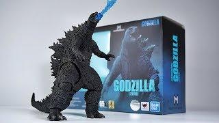 "S.H.MonsterArts Godzilla (2019) ""Godzilla King Of The Monsters"" Action Figure S.H.몬스터아츠 고질라 (2019)"