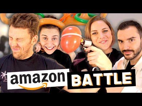 Amazon Battle : Qui fera le meilleur cadeau ?