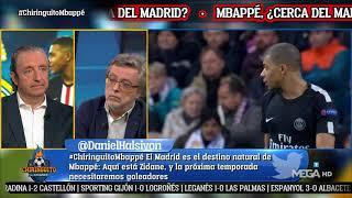 ¿MBAPPÉ más CERCA del REAL MADRID? ¡OJO a PEDREROL!