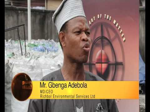 Re-defining the Standard of Waste Management in Nigeria
