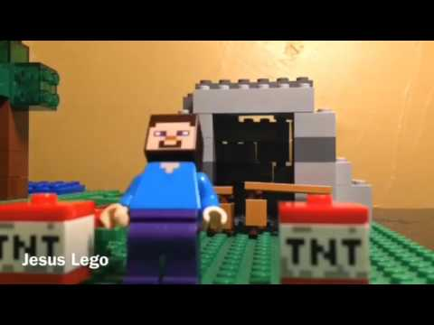 Minecraft Lego TNT Song (Collab) (Reupload)