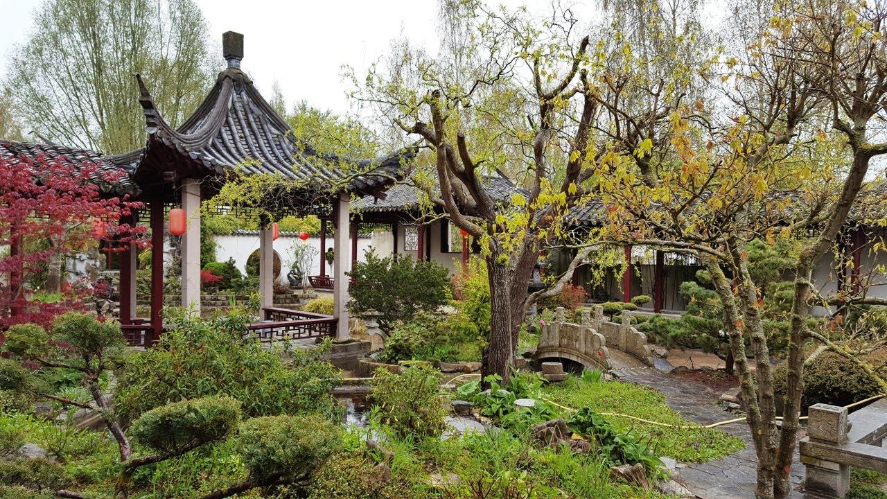 Club Tai Chi Jardin Yili Youtube