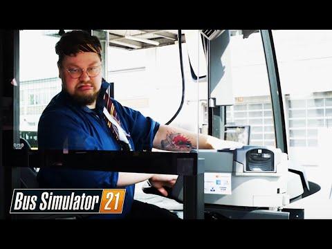 Busfahrer Kalle IST die STRASSE | Bus Simulator 21
