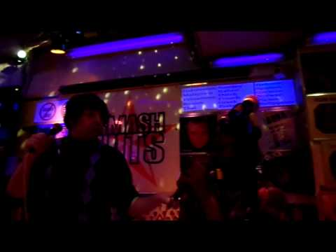 at smash hits, tokyo, george and tonya