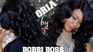 BOBBI BOSS ORIA | LACE FRONT | BLACKHAIRSPRAY