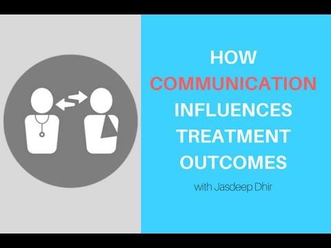 How Communication Influences Treatment Outcomes